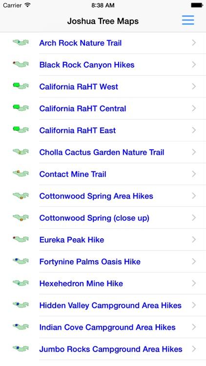 Hiking Joshua Tree N. P. screenshot-4