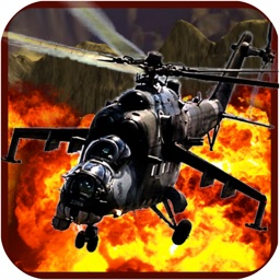 Helicopter Air Attack