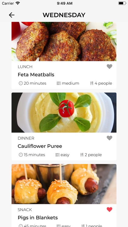 Healthy Meal Planner & Recipes