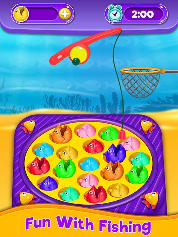 Fishing Toy Game screenshot 5