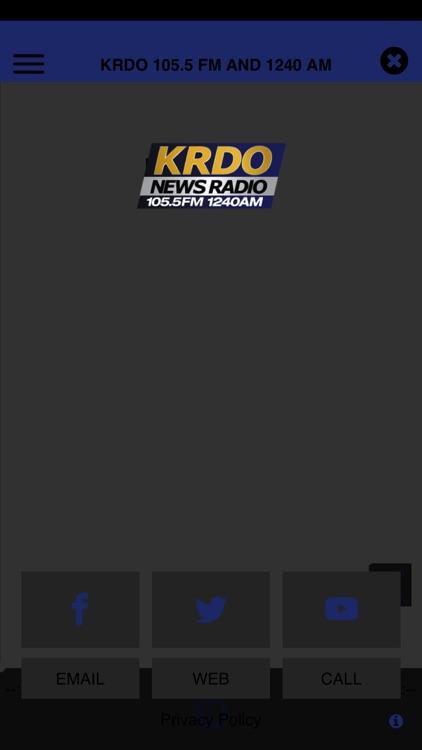 KRDO FM News Radio