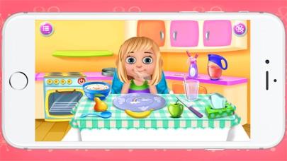 منزل الطفل - العاب بنات اطفال Screenshot 1