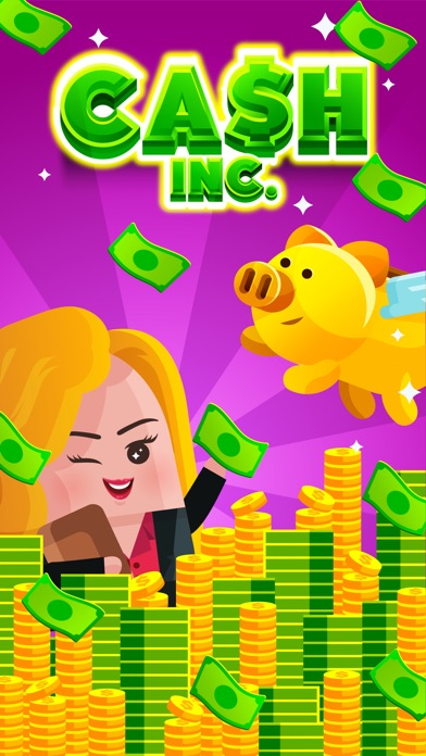 Cash, Inc. Fame & Fortune Game screenshot 1