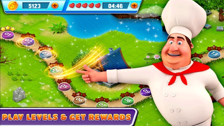 Crazy Master Cooking Chef Pro screenshot-3