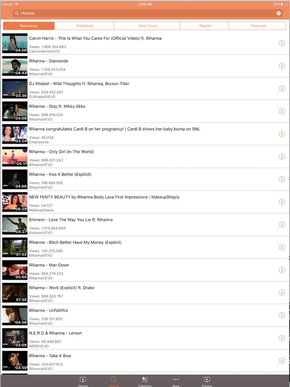 Music Tube - Stream & Play-ipad-1