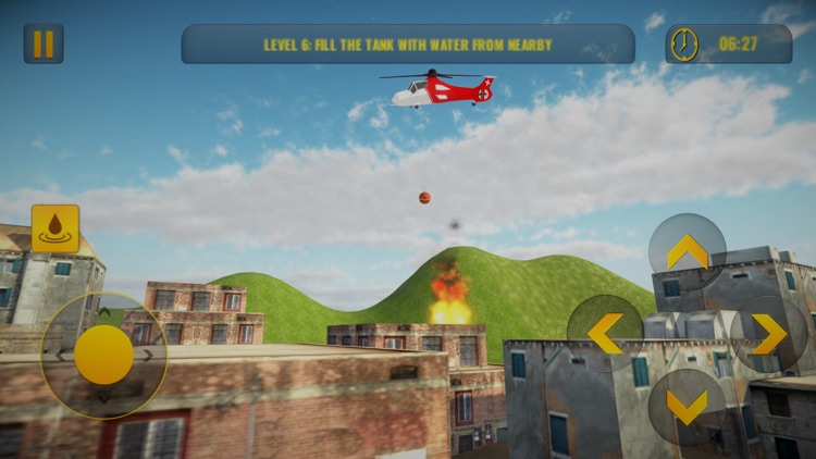 911 Helicopter Rescue 2017 screenshot-3