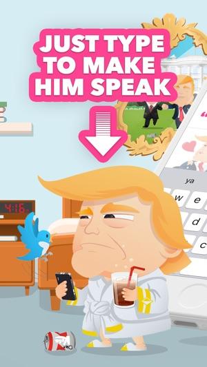 DittyMoji - The President Screenshot