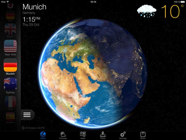 Прогноз погоды - Weather Now ° Screenshot