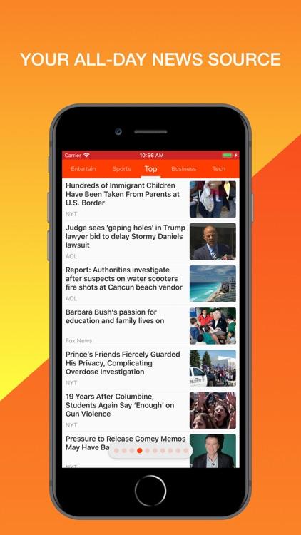 Guru News - Breaking News screenshot-3