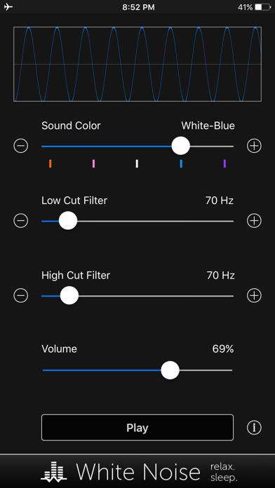 Noise Generator: Full Spectrum screenshot 5