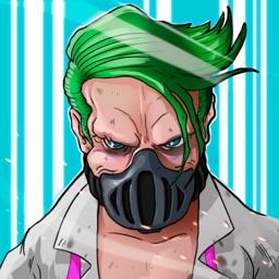 Ultimate Fighting Superheroes