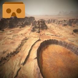 VR Mars Walk 3D