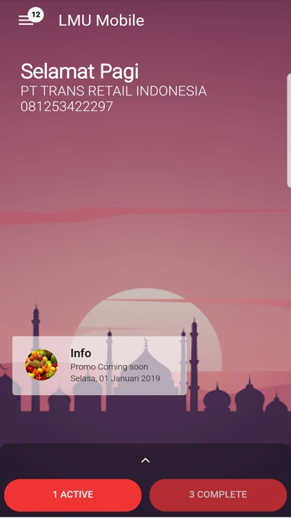LMU Mobile App