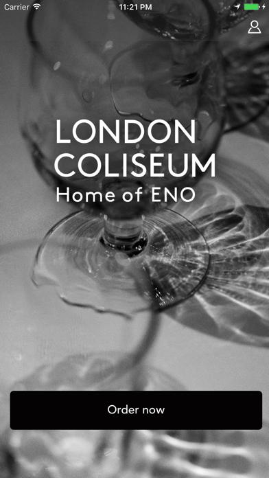 London Coliseum Bars screenshot one