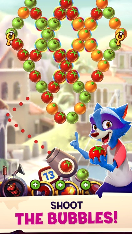 Bubble Island 2 - Shooter Game screenshot-0