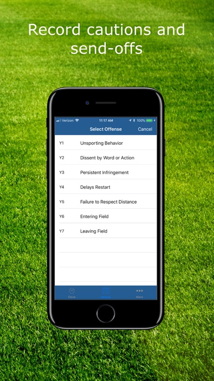 SFRW Soccer Football Referee screenshot-3
