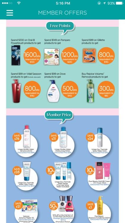 Watsons HK Shopping screenshot-4