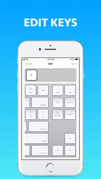 Remote Pad for Mac screenshot-3