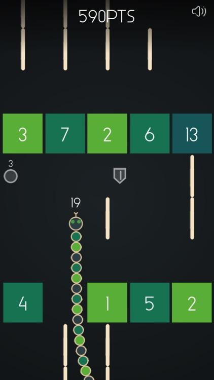 Snake vs Block ® screenshot-3