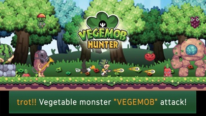 Vegemob Hunter Screenshots