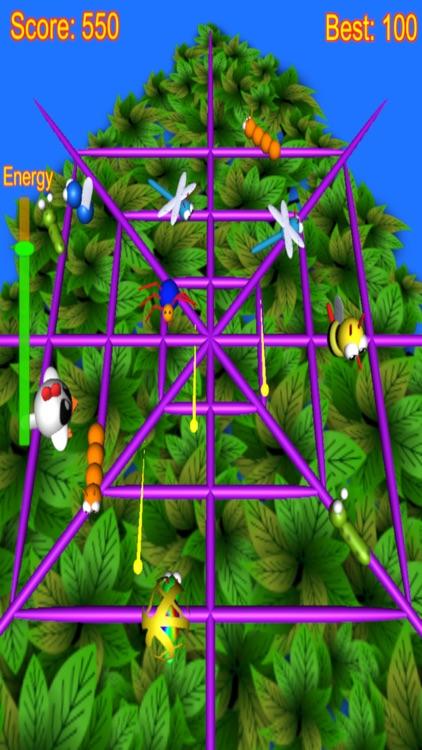 Spider Attack Pro screenshot-3