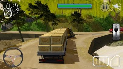 貨物トレーラー輸送トラックのおすすめ画像3