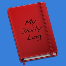 Daily Log - Journal / Diary