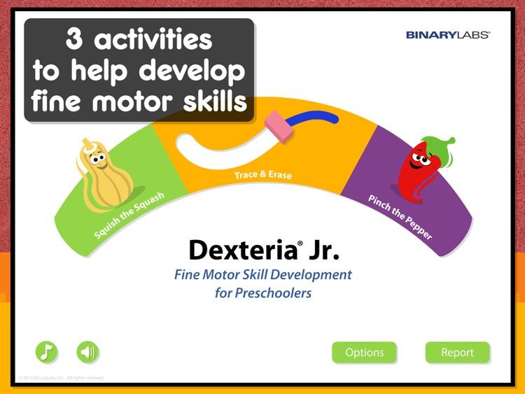 Dexteria Jr. VPP - Fine Motor Skill Development