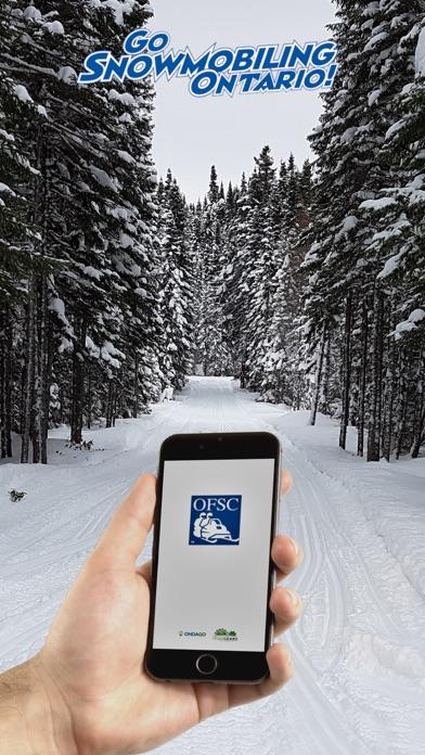 Go Snowmobiling Ontario 2018! screenshot 1