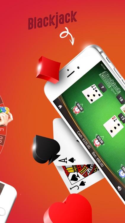 SpinitCasino UK: Real Live Casino, Slots, Gambling screenshot-4