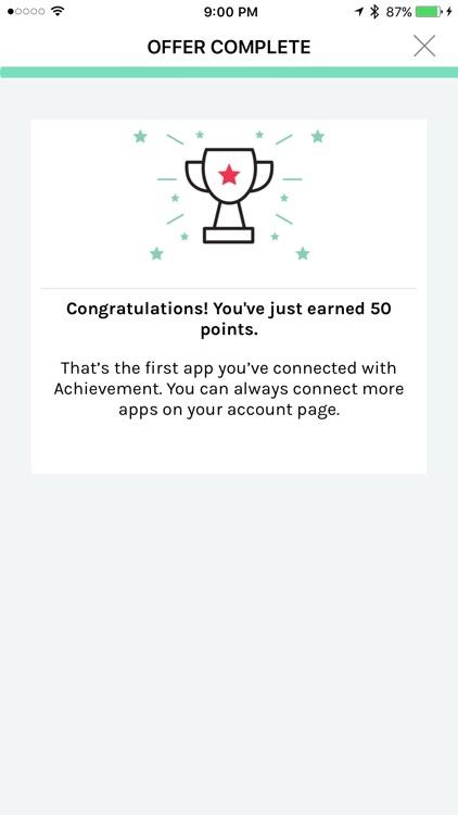 Achievement - Reward Health