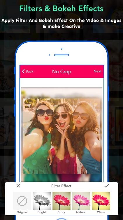 No Crop - No Crop Photo & Video screenshot-4