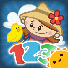 ‎Farm 123 - Learn to count