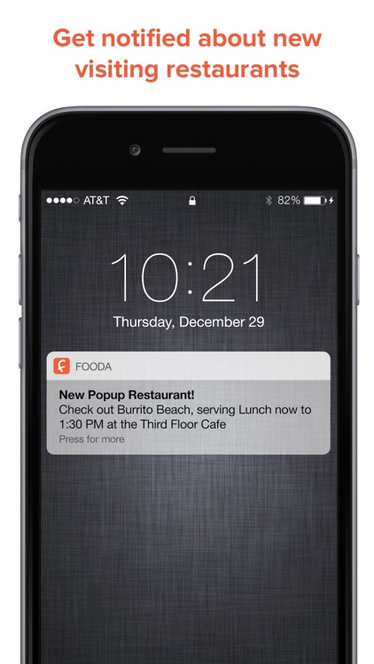Fooda - Office Lunch Services screenshot-4