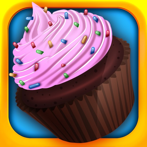 Ice Cream Cupcake Maker iOS App