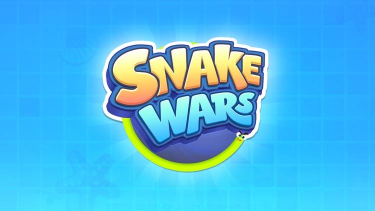 Snake Wars – Arcade Game screenshot-4