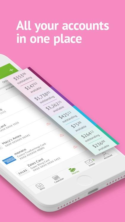 Prism Pay Bills, Bill Reminder screenshot-3