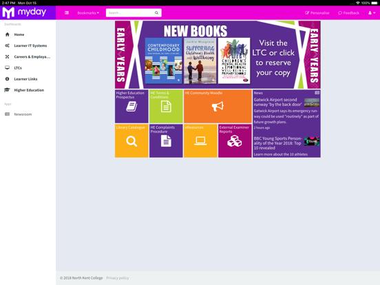 North Kent College screenshot 13