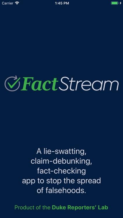 FactStream