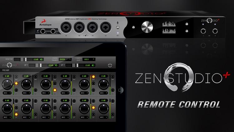 Zen Studio+ Remote