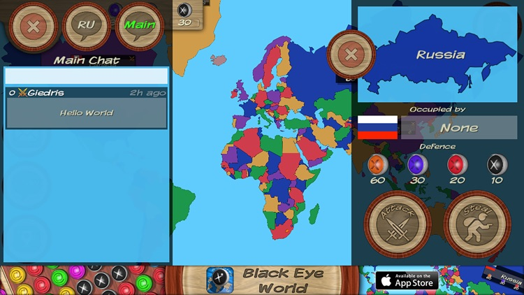 Black Eye World screenshot-4