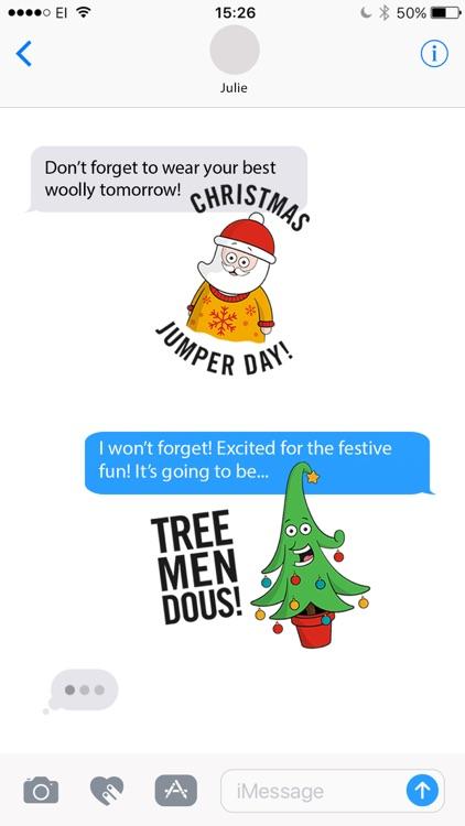 Christmas Jumper Day! screenshot-3