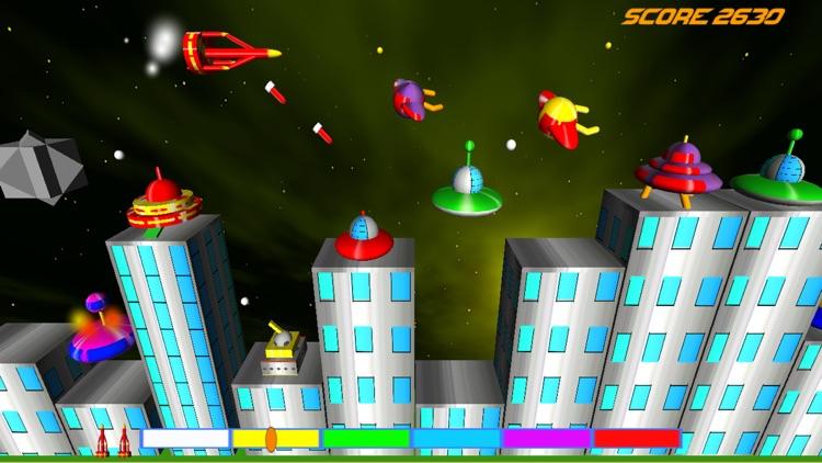 Super UFO Shooter screenshot-3