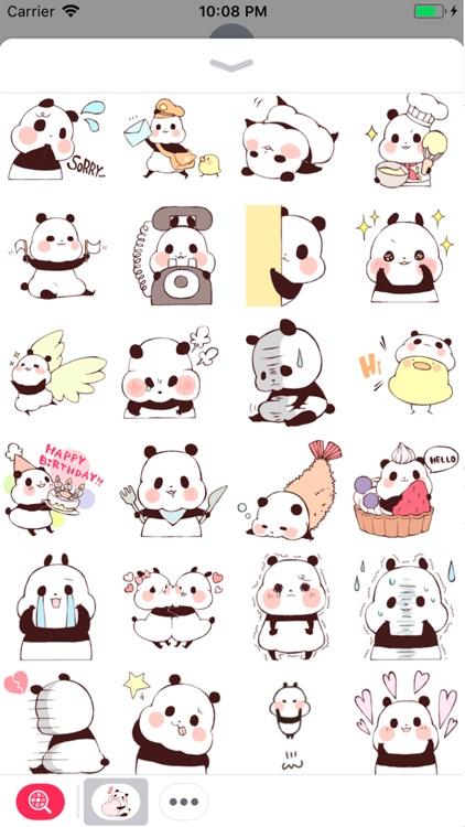Good Panda Stickers