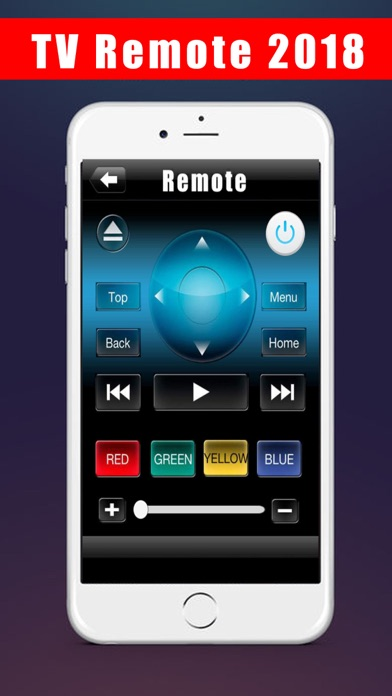 Download Smart TV Remote Control 2018 for Pc