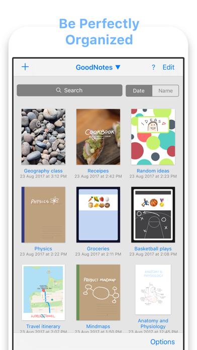 GoodNotes 4 app image