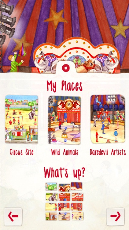 Animal Circus - Toddler's Seek & Find screenshot-4