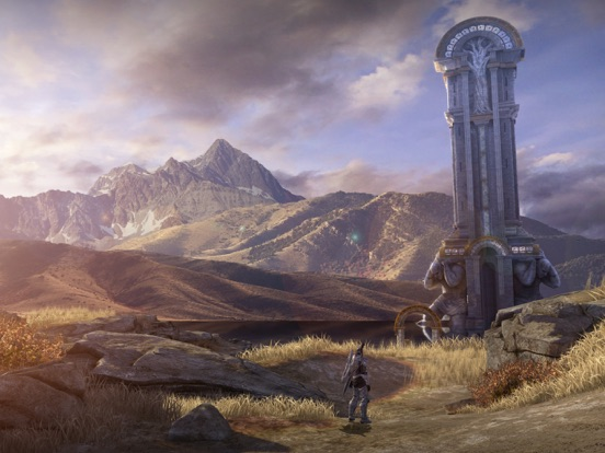 Screenshot #1 for Infinity Blade III
