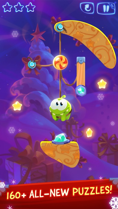 Cut the Rope: Magiс GOLD Screenshots