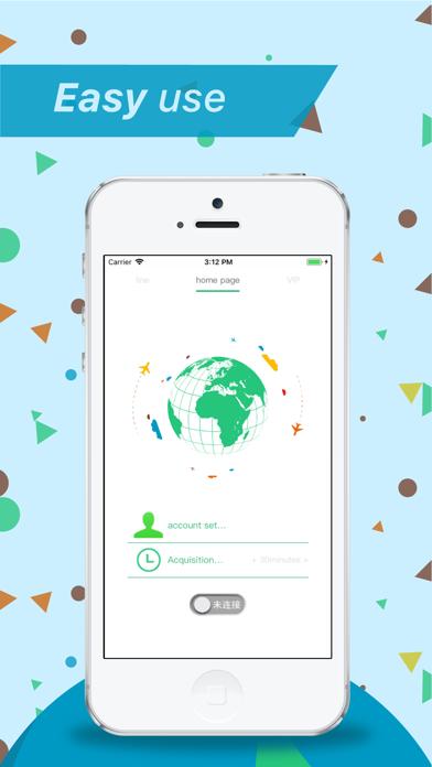 VPN - Speed VPN Master Screenshot on iOS